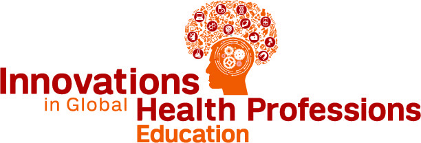 "Logo of the journal ""Innovations in Global Health Professions Education"""